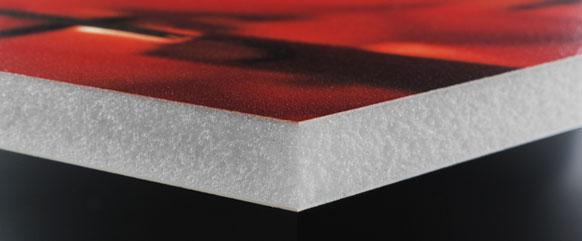 Plaque plastique forex